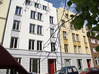 Musikerhaus Lübek