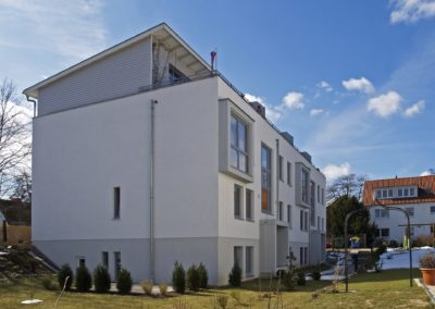 Wohnungsbau Lübeck – Hülshorst