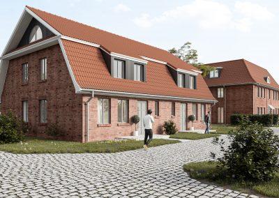 Mehrfamilienhaus in Trenthorst